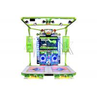Wholesale 47 Inch Arcade Dance Machine For 2 Players L205*W204*H200 CM CE Certificate from china suppliers