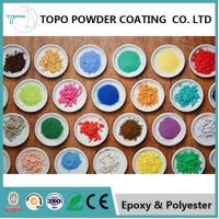 Wholesale RAL 1003 Pearl Powder Coating Good Chemical / Corrosion Resistance from china suppliers