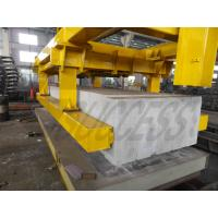 Wholesale Full Automatic AAC Block Production Line / Concrete Making Machine from china suppliers
