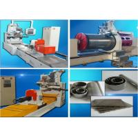 Wholesale Filteration Media Wire Mesh Manufacturing Machine Firm Structure HWJ1200 from china suppliers