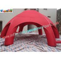 Wholesale Waterproof Advertising Inflatable Party Tent , Outdoor PVC Tarpaulin Airtight Tent from china suppliers