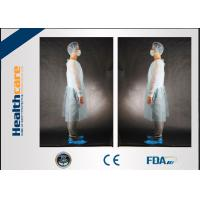 Buy cheap Colorful Disposable Isolation Gowns PP Surgical Wear 110x137CM With Elastic Cuff from wholesalers