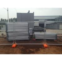 Wholesale Industrial Pre Made Chain Link Fence Panels / Retractable Pool Safety Fence from china suppliers