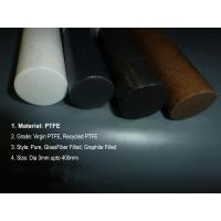 Wholesale High Chemical Resistant Natural Filled Teflon Rod With Long Durability from china suppliers