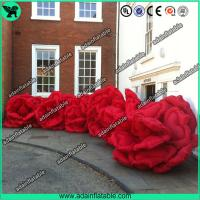 Wholesale Giant Inflatable Rose, Inflatable Rose Flower,Event Inflatable Flower Chain from china suppliers