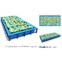 Buy cheap 69M2 Jumping Bed Made in China/ Sport Playground/Professional Foam Pit Used in from wholesalers