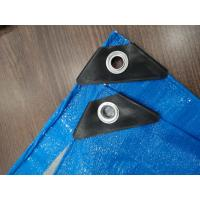 Buy cheap Waterproof PE Tarpaulin Sheet For Truck Canopy Customized Color Accepted from wholesalers