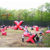 Wholesale Inflatable Air Bunkers Package, Paintball Bunker Pacakage from china suppliers