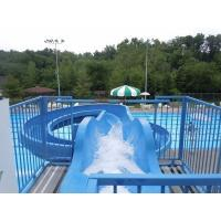 Wholesale Theme Park Blue Water Playground Equipment With Swimming Pool For Amusement from china suppliers