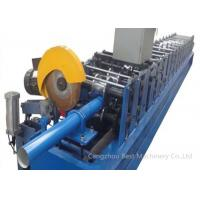 Wholesale High Technology GGPI Down Spout Roll Forming Machine 9mx1.4mx1.4m Dimension from china suppliers
