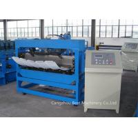 Wholesale High Speed Tile Making Machine Metal Roofing Sheet Curving Machine 1-3m/Min Productivity from china suppliers