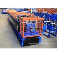 Wholesale Steel Water Pipe Roll Forming Machine Chain / Gear Box Driven System from china suppliers