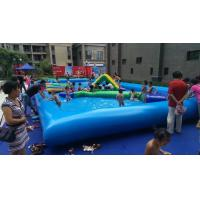 Wholesale Inflatable pool.Water walk ball pool, Zorb ball pool,water games pool,PVC pool in park or playground from china suppliers