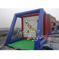 Wholesale PVC Commercial Inflatable Sports Games / Inflatable Football Game With Powerful Blower from china suppliers