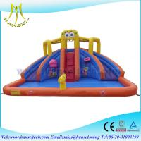 Wholesale Hansel bouncers,commercial grade inflatable water slides,giant inflatable pools from china suppliers
