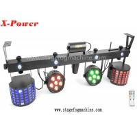 Wholesale Outdoor 120 Watt Led Par Can Lights Set with 5 / 20 Channel DMX Control from china suppliers