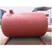 Wholesale Customized Pressure Underground Oil Storage Tanks , Underground Petroleum Storage Tanks from china suppliers