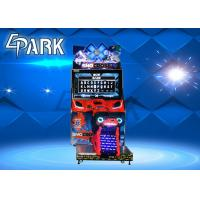 China Game Centre Equipment Luxury Snow Motor Racing Game Machine 450W on sale