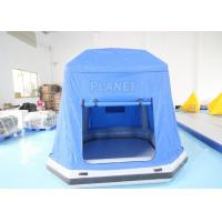 Wholesale PVC Tarpaulin Airtight Water Play Equipment Inflatable Water Floating Tent from china suppliers