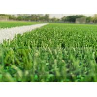 Wholesale Anti - Rust Artificial Grass Projects , Fake Grass Outdoor Easy To Install from china suppliers