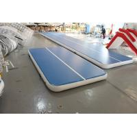 Wholesale Durable Custom Made Inflatables , Airtight Inflatable Gym Mat For Training from china suppliers