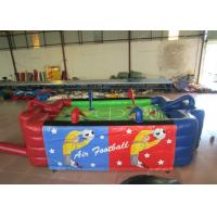 China Hot sale inflatable air football sport game Inflatable table air football game on sale