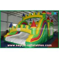 Wholesale Customized giant inflatable bounce house , commercial inflatable bouncer from china suppliers
