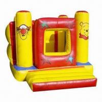 Buy cheap 2012 Kids Inflatable Bouncer, UV-resistant from wholesalers