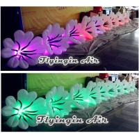 Wholesale Led Inflatable Flower Chain, Inflatable Wedding Flower String for Decoration from china suppliers