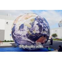 Wholesale Customized Inflatable Earth for Outdoor and Indoor Decoration from china suppliers