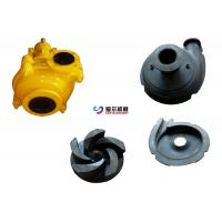 Wholesale High Efficiency Electric Ash Slurry Pump , Sand Suction Pump Low Pressure from china suppliers