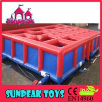 Wholesale SP-1481 Fun City Labyrinth Inflatable Game from china suppliers