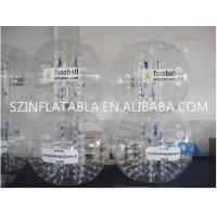 Wholesale Inflatable Bubble Ball Giant Human Sized Body Bubble Soccer Ball Suit from china suppliers