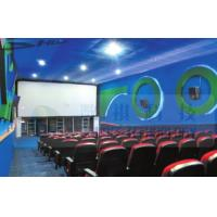Attractive 4D Cinema System Pneumatic / Hydraulic / Electric System for sale