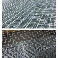 Wholesale Stainless Steel 304 Galvanized Welded Wire Mesh Sheets Square Hole Shape Durable from china suppliers