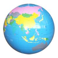 Wholesale Personalized Pvc Inflatable Globe Beach Balls  from china suppliers