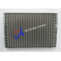 Wholesale FLC 2000 Wave Type Shale Shaker Screen With Notch for Shale Shaker from china suppliers