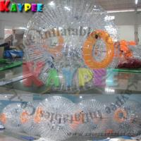 Wholesale Zorb ball,roller ball,grass ball water game Aqua fun park water zone KZB001 from china suppliers