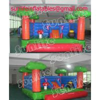 Buy cheap inflatable funny small tree bouncer BO162 from wholesalers