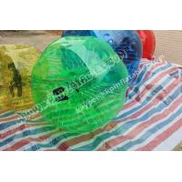 Quality Green Bumper ball,Bubble ball,human zorbing ball,Hamster Ball for sale