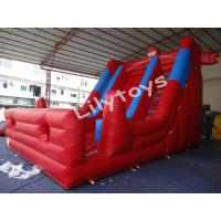 Wholesale 9*5*6m Top quality inflatable spider man Inflatable Slide Rental ,giant spider man slide forInflatable Slide Rental from china suppliers