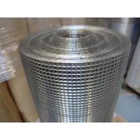 China Pvc Coated Welded Wire Mesh Panels 1/4 X 1/4 For Runway Enclosures / Egg Baskets on sale