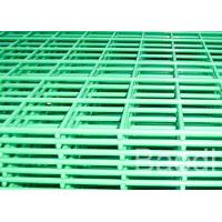 Carbon Iron Wire Welded Mesh In Panels Galvanized / PVC Coated
