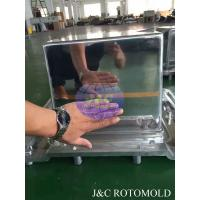 Quality Aluminum Block Rotomoulding Moulds With Mirror Surface Treatment For Cooler for sale