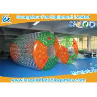 Wholesale Water Bottle inflatable roller ball Colorful Or Transparent Dots from china suppliers