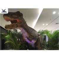 Wholesale Sunproof / Waterproof Life Size Jungle AnimalsWith Infrared Sensor / Remote Control from china suppliers