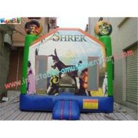 Buy cheap Childrens Slide Inflatable King of the Castles Bouncy Castles for Commercial from wholesalers