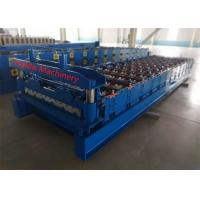 Wholesale 15 Rows Steel Roofing Rolling Machine Wall Sheet Panel Roll Forming Machine from china suppliers