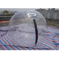 Quality 2m Dia PVC Inflatable Walk On Water Ball , Pool Inflatable Water Walking Ball for sale