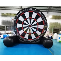 Wholesale Commercial Interactive Inflatable Sports Games Soccer Dart from china suppliers